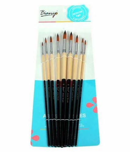 Bianyo Painting Brushes