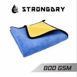 800 GSM Microfiber Car Cleaning Towel