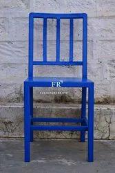 Modern Industrial Chair for Restaurants
