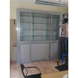 Aluminium File Shelf