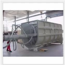 500 Kg/Hr WIPL Paddle Mixing Machine