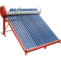 Non-Pressurized ETC Solar Water Heater Tank
