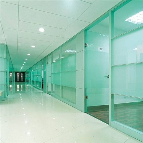 Transparent Toughened Safety Glass, Thickness: 10 To 12 Mm