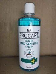 Hand Sanitizer Liquid 500ml