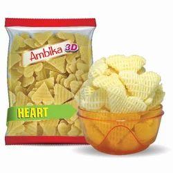 3D Heart Shape Fryums