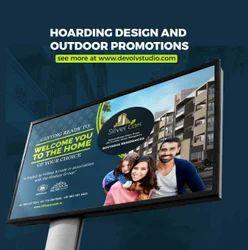 Hoarding Banner Designs Service