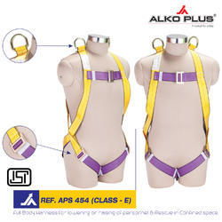 APS 454 - Full Body Harness For Lowering Or Raising Of Personnel