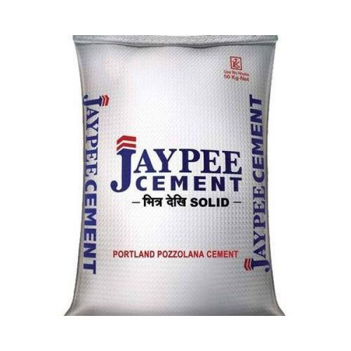 Jaypee Cement, Packing Size: 50 Kg, Packaging Type: Sack Bag