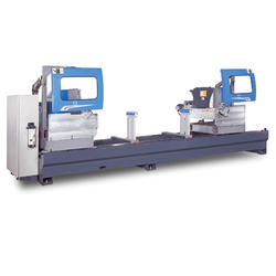 JIH-T3/T3E Automatic Double Head Tilting Sawing Machine