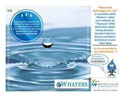 Water Hardness Testing