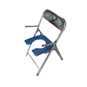 Snow Surgicals Stainless Steel And Pvc Ss Commode Chair