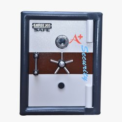 High Strength Lock Single Door Safe