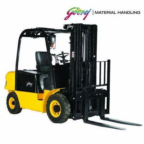 Godrej 1.5 to 3 Ton Diesel Forklifts
