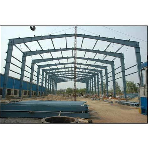 Steel Pre Engineered Building Structure, Rs 190 /square feet Steel ...