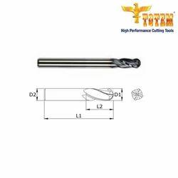 Totem 4 Flute F140 XL End Mill