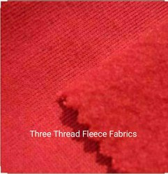 Three Thread Fleece Fabrics