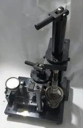 Gear Rolling Tester