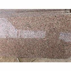 Granite Stone Rosy Pink Granite Slabs, For Flooring And Countertops