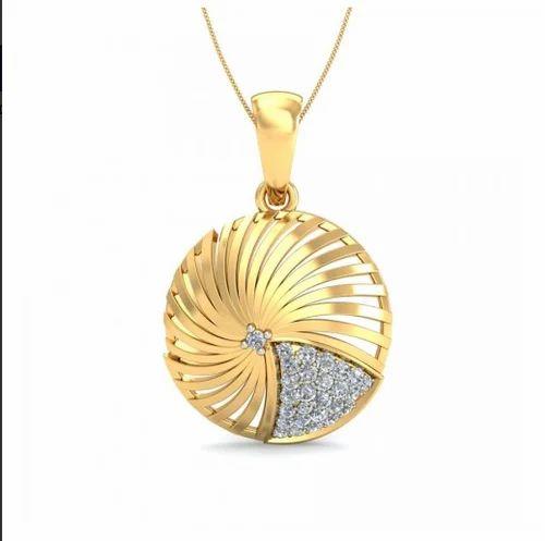 Round harp diamond pendant heere ke pendant shinedove round harp diamond pendant aloadofball Gallery