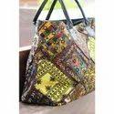 Women's Indian Vintage Banjara Shoulder Embroidery Bag