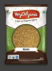 Vegiorganic Organic Matki, Packaging Size: 1 Kg
