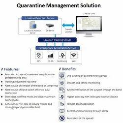 Quarantine Management Solution - Smart Band