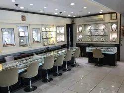 Jewellery Shop Interior Designing Service