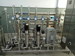 Purified Water Generation System Ro Edi System