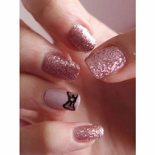 Glitter Nail Polish Make Your Own: Cosmetic Glitter For Nail Polish