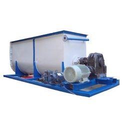 Foam Concrete Pan Mixer