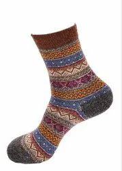 VP Oswal Designer Ladies Winter Socks