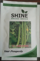Shine Brand Seeds Hybrid Long Melon (Kakri) Seeds - F1 Long Strike, Usage: Farming