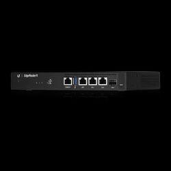 Ubiquiti Edge Router 4 (ER-4) 4-Port Gigabit Router with 1 SFP Port
