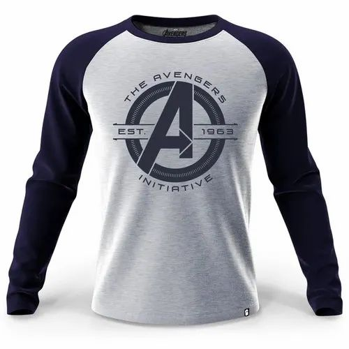 XL Youth Licensed Marvel Avengers Long-Sleeve Shirt New XS S L