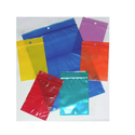 Plain Red, Blue Payal Hdpe And Poly Bags, Pack Size: 100 Pieces