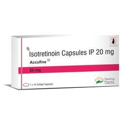 Isotretinoin Capsules IP 20mg