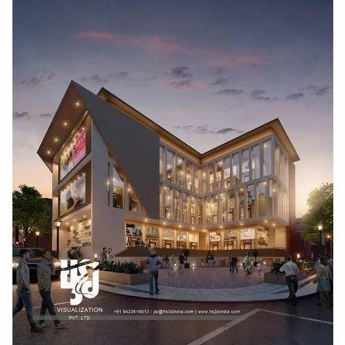 Corporate Buildings Exterior Designs