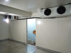 Food Processing Cold Storage Room