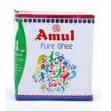 Amul Pure Ghee, Purity: 100%, 12 Months