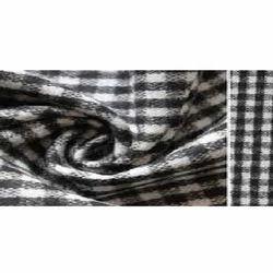 Geometrical Check Fabric