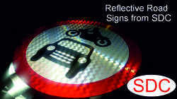 Reflective Road Sign Board