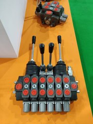 Hydraulic Mobile Sectional Valves