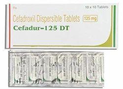 Cefadur DT 125 mg Tablets