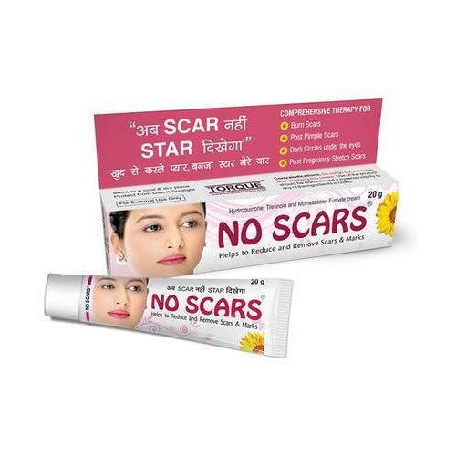 Torque No Scars Cream Pack Size 20gm Rs 100 Piece Krishna