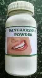 Darsh Ayurvedic Tooth Powder Dantrakshak 50gm, For Parlour, Packaging Type: Bottle