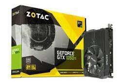 Zotac GTX 1050ti Oc 4gb Ddr5 Gaming Card