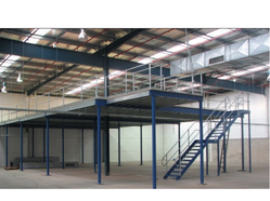 Mezzanine Floor at Best Price in India