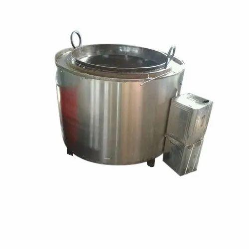 WFM Stainless Steel 202 Bhatti