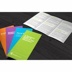 90Gsm Art Paper Leaflet Printing Service