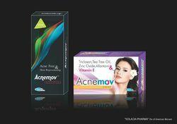 Acnemov Soap / Facewash ( For  Acne ) .